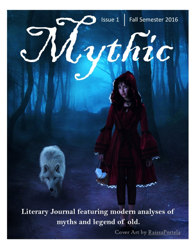Mythic Cover